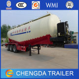 60tons 3axles Bulk Powder Tanker Trailer 50cbm für Afrika