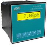 Contrôleur en ligne industriel de Phg-2091d pH, compteur pH