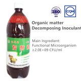 Inoculant de Matière-Décomposition organique de ferment organique de Fertilzier (liquide) (inoculant microbien)
