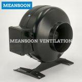 Kreisinline-Leitung-Ventilator 125 für das Abgas-abkühlende Prüfen