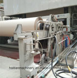高速波形の中型のペーパー作成機械