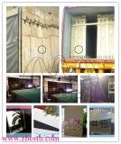 Framelessの寝室のゆとりの透過平らな円形か鉛筆の磨く端ミラー