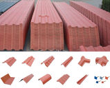 HouseのためのResin軽量のPVC Roof Tile