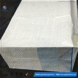 saco tecido Polypropylene da válvula do cimento 30kg