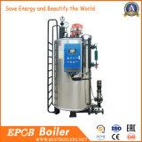 Einfacher installierter Dampfkessel mit schweres Öl-Brenner