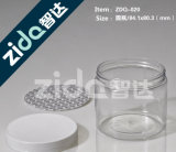 Honig-Plastik rüttelt große Plastikglas-Haustier-Plastikgläser