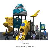 Apparatuur van de Speelplaats van het Speelgoed van kinderen de Openlucht voor School