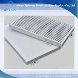 Metal perforado arquitectónico del acero inoxidable para la decoración del edificio