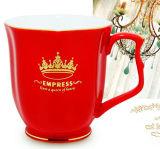 Tasse en céramique de cuvette multicolore de tasse pour le lait et le café
