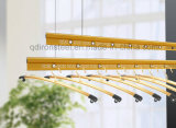 Girar manualmente Cloth Hanger para Balcony Cloth Drying