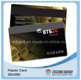 Neue Produkt-Tintenstrahl-Zahl-Chipkarte mit Kratzer-magnetischem Streifen