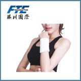 Sweatband comodo di Wtist di protezione di marchio di disegno per gli sport