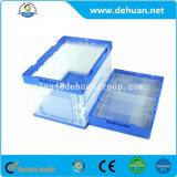Preiswerter Plastikbehälter mit einfachem Falz