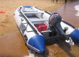 barca di sport di 10.8FT e nave di soccorso con Hypalon o materiale di gomma gonfiabile 3.3m Hy-E/S330 del PVC con la certificazione del Ce nella vendita calda