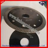 Láminas de corte finas del diamante para el granito y de cerámica estupendos