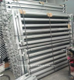 Low Price Factory Galvanizado 5 Bar Steel Cattle Gate Fence