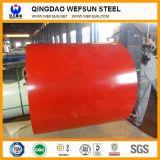 Farbe beschichteter Stahlring