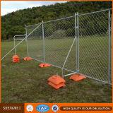El mercado de Australia utilizó la cerca temporal galvanizada (la fábrica de China)