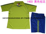 Gioco del calcio Shirt e Short Set (1403)