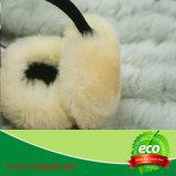 Bouche-oreilles chauds de mode Geniune de l'hiver australien réel de basane de 100%