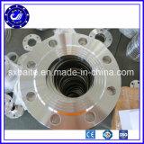 Flange do aço inoxidável da flange do aço de carbono do forjamento de China