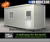 Wellcamp Pre-Ha fatto la casa prefabbricata del contenitore dell'ufficio