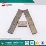 速い切断のマルチ層のダイヤモンドセグメント