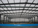 Proyecto de la estructura de acero del almacén de la estructura de acero de China Manufacuture