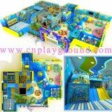 Cour de jeu d'intérieur de cour de jeu de modèle neuf d'intérieur de matériel (HD-16SH01)