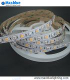 LED DC12V SMD3528 luz de tira flexible / SMD LED