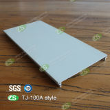 Bordage Slivery en aluminium incurvé de Baseboard de protection de mur