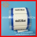 Douilles thermo-rétrécissables d'identification de fil de transfert thermique