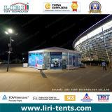 Elegantes grosses Handelskabinendach-Zelt für im Freienbankett