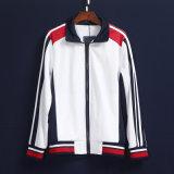 Изготовленный на заказ Windbreaker куртки спорта школьной формы печатание логоса