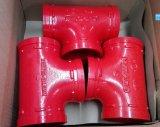 T Grooved 159mm del ferro duttile di approvazione di FM/UL