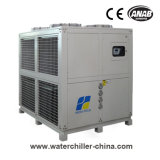 Doppelkompressor-Luft abgekühlter Schrauben-Wasser-Kühler 150HP