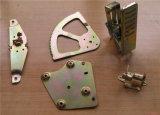 Части металла проштемпелеванные Штемпелевать-Точностью