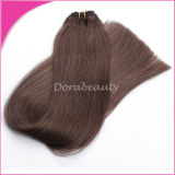 Piano Cabelo Humano Chinês Remy Hair Weft