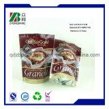 Sacchetto di plastica libero promozionale dell'alimento del pane di Windowed di vendita calda