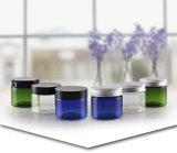 150ml de gekleurde Transparante Plastic Kruik van Schoonheidsmiddelen, de Kruik van de Metselaar (NJ8203)