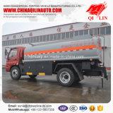 Q235-de Vrachtwagen van de Tanker van de Brandstof van het Staal voor Diesel/van de Benzine Lading