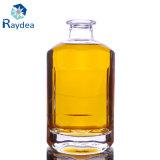 Frasco de vidro redondo para o vinho dos espírito 500ml