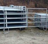 Панели поголовья США стандартные сверхмощные портативные/стальные панели скотин