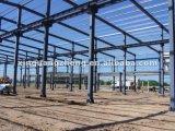 Industrielles Stahlkonstruktion-Fabrik-Gebäude-Fertigstahlgebäude 727
