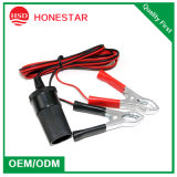 SelbstCigarette Lighter Extension Wire mit Alligator Klipp