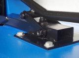 Máquina lisa da transferência térmica de imprensa de impressão do Sublimation do t-shirt da parte superior