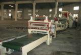 Производственная линия доски пены шкафа PVC Kitechen WPC