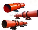 Essiccatore rotativo di alta efficienza per la sabbia, Sluge, segatura