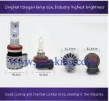Mini6000lm CREE-Xhp50 Scheinwerfer des Auto-H4 H11 LED
