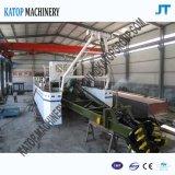 De Baggermachine van de Zuiging van de snijder met Lossing 2000m van de 350 mmPijpleiding